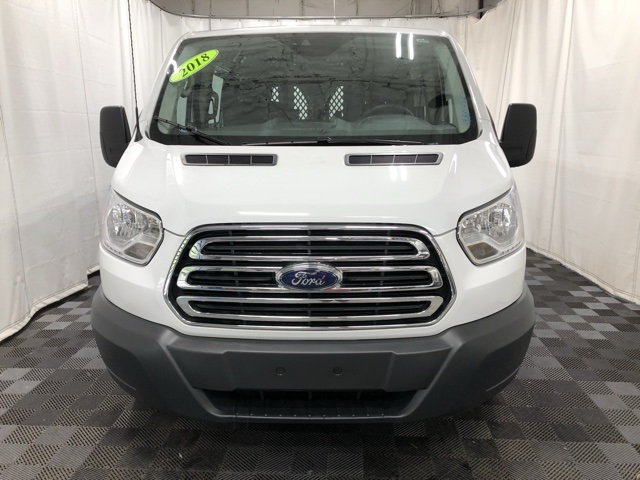 Pre-Owned 2018 Ford Transit-250 Low Roof