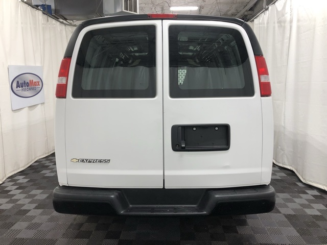 Pre-Owned 2019 Chevrolet Express 2500 Work Van