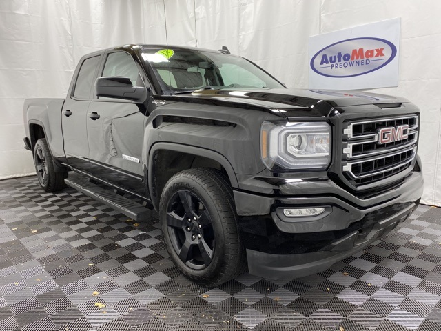 Pre-Owned 2018 GMC Sierra 1500 Elevation Edition