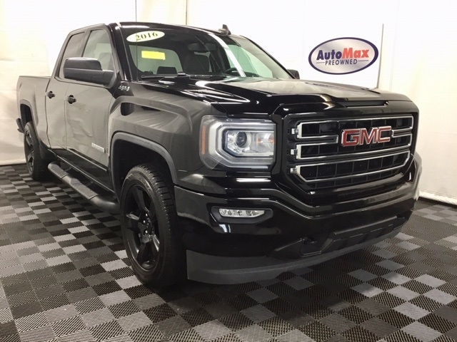 Pre-Owned 2016 GMC Sierra 1500 Elevation Edition