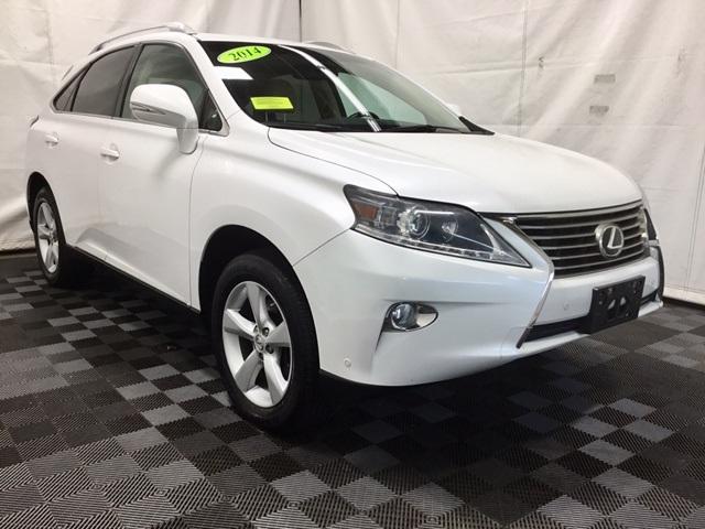 Pre-Owned 2014 Lexus RX 350 F Sport