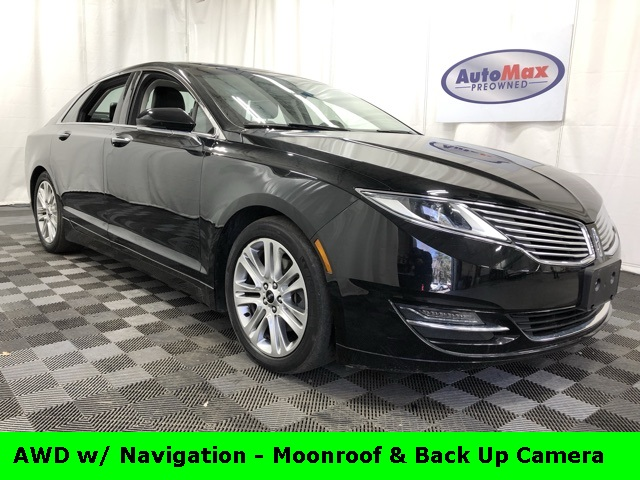 Pre-Owned 2016 Lincoln MKZ AWD