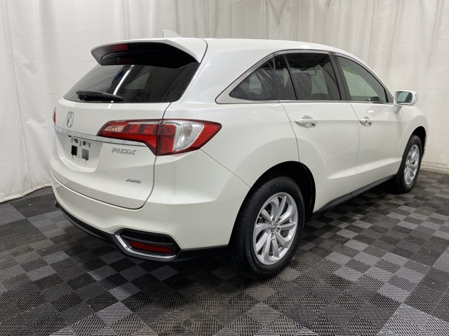 Pre-Owned 2017 Acura RDX 3.5