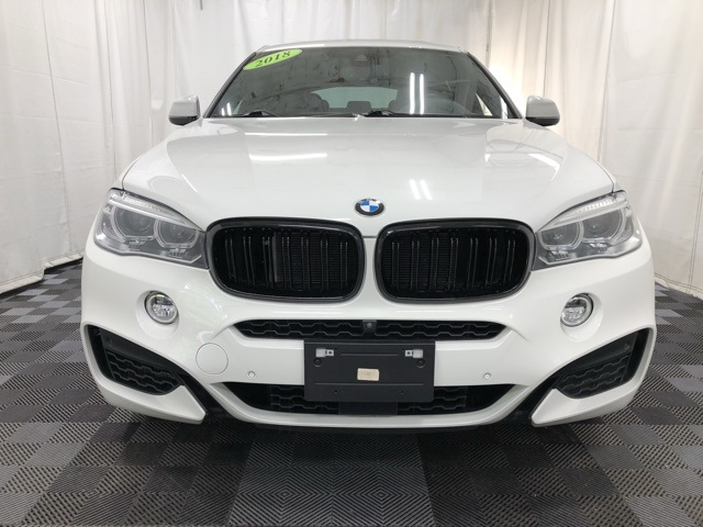 Pre-Owned 2018 BMW X6 xDrive50i