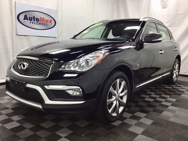 Pre-Owned 2016 INFINITI QX50 AWD