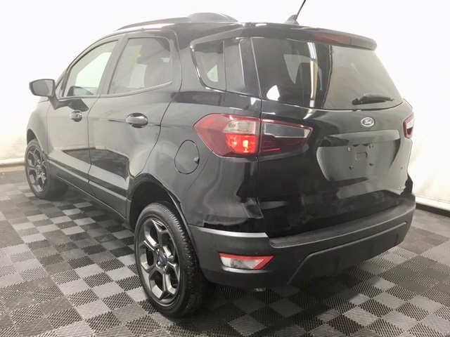 Pre-Owned 2018 Ford EcoSport SES