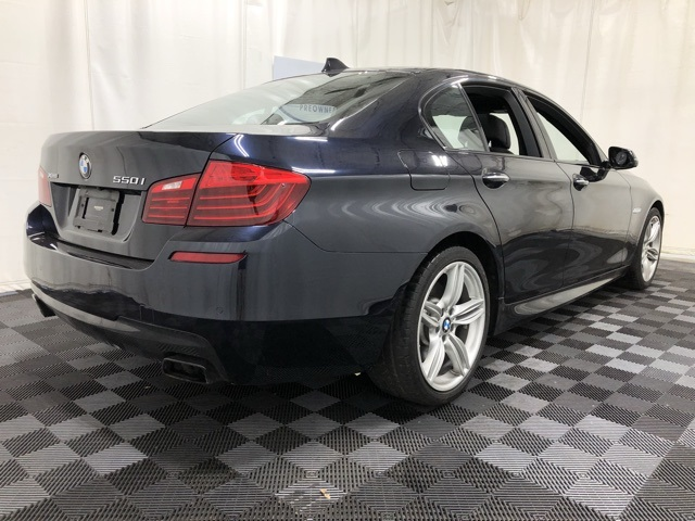 Pre-Owned 2016 BMW 5 Series 550i xDrive