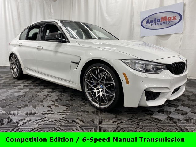 Pre-Owned 2017 BMW M3 Competition