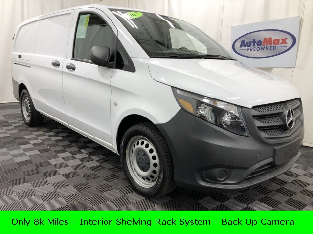 Pre-Owned 2017 Mercedes-Benz Metris Cargo