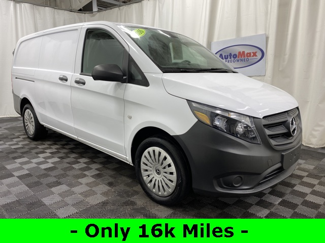 Pre-Owned 2016 Mercedes-Benz Metris Cargo