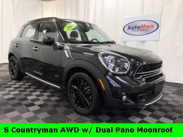Pre-Owned 2016 MINI Cooper S Countryman AWD