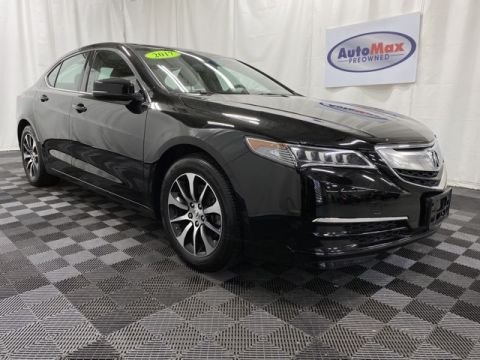 Pre-Owned 2017 Acura TLX 2.4L