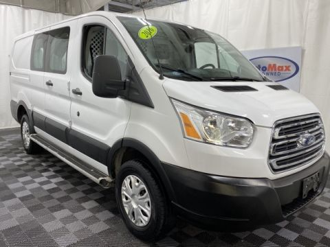 Pre-Owned 2016 Ford Transit-250 Low Roof