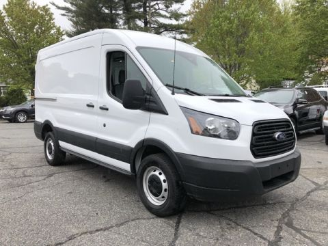 Pre-Owned 2018 Ford Transit-250 Medium Roof