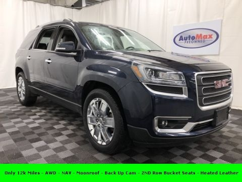 Pre-Owned 2017 GMC Acadia Limited SLT