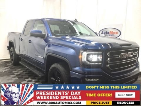 Pre-Owned 2017 GMC Sierra 1500 Elevation Edition