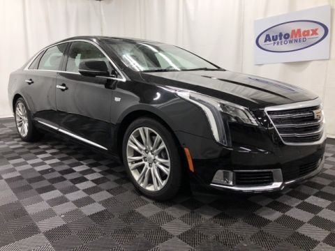 2018 Cadillac XTS Luxury FWD 4D Sedan