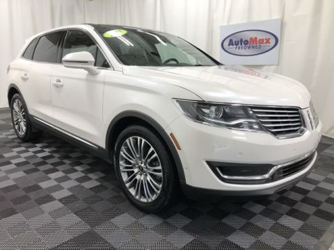 2017 Lincoln MKX Reserve AWD 4D Sport Utility