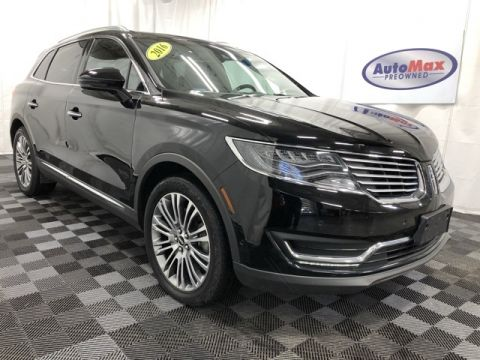 2016 Lincoln MKX Reserve AWD 4D Sport Utility