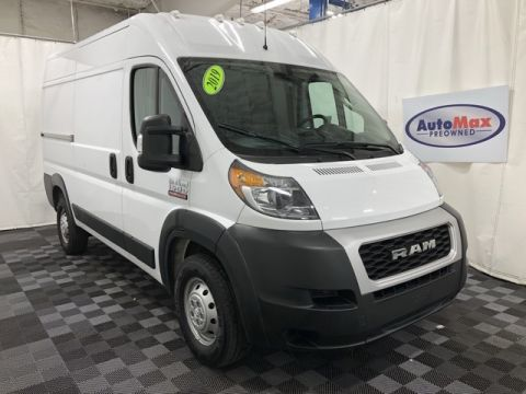 Pre-Owned 2019 Ram ProMaster 1500 High Roof
