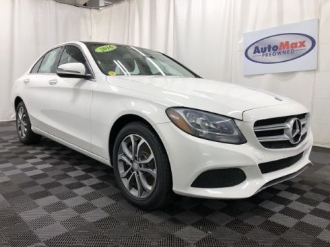 2016 Mercedes-Benz C-Class C 300 4MATIC® 4D Sedan