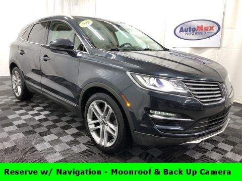 2015 Lincoln MKC Reserve AWD 4D Sport Utility