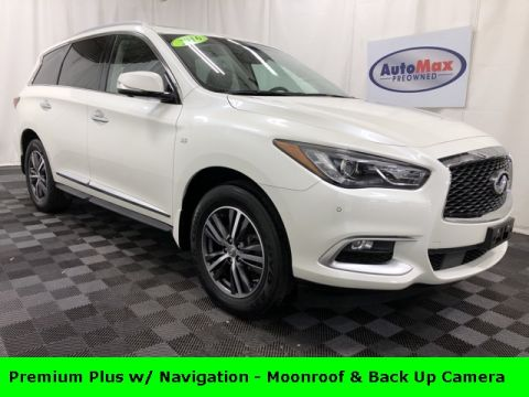 Pre-Owned 2016 INFINITI QX60 Premium Plus