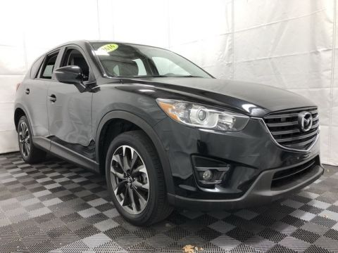 Pre-Owned 2016 Mazda CX-5 Grand Touring w/ Navigation & Moonroof