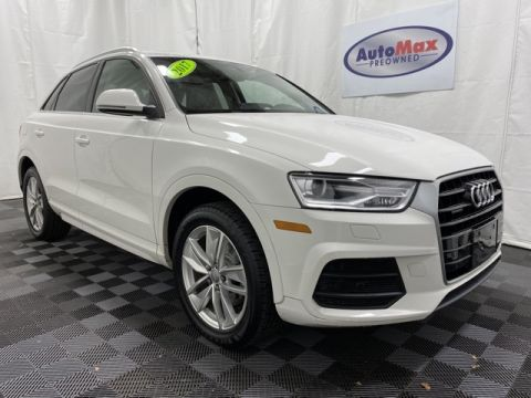 Pre-Owned 2017 Audi Q3 2.0T Premium Plus