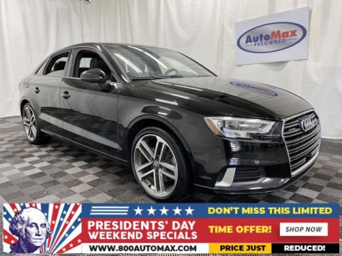 Pre-Owned 2017 Audi A3