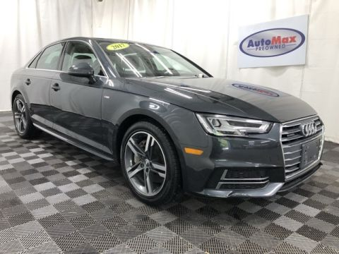 Pre-Owned 2017 Audi A4 2.0T Premium Plus