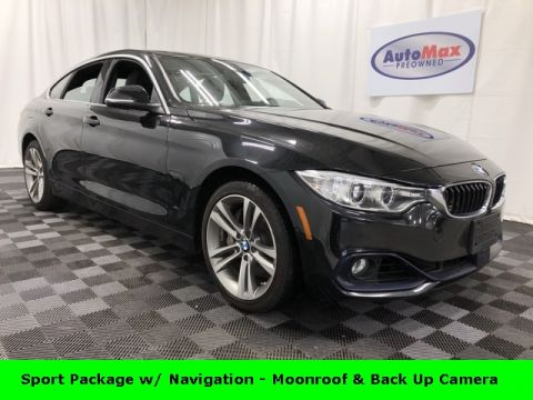 2016 BMW 4 Series 435i xDrive Gran Coupe AWD 4D Hatchback
