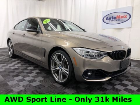 Pre-Owned 2015 BMW 4 Series 435i xDrive Gran Coupe