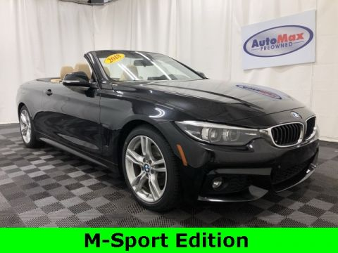 2018 BMW 4 Series 430i RWD 2D Convertible