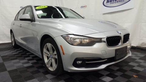 2016 BMW 3 Series 328i xDrive AWD 4D Sedan