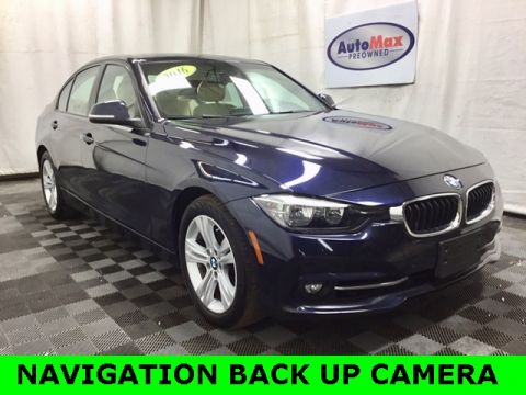 Pre-Owned 2016 BMW 3 Series 328i xDrive