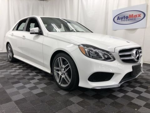 Pre-Owned 2016 Mercedes-Benz E-Class E 350